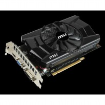 MSI GeForce GTX 750 Ti 2GB DDR5 - Twin Frozr 2GD5/OC Gaming V1