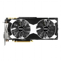 MSI GeForce GTX 980 Ti 6144MB DDR5 - 6GD5T OC (Armor 2X)