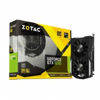 Zotac GeForce GTX 1050 2GB DDR5 OC Series - Dual Fan