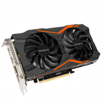 Gigabyte GeForce GTX 1050 2GB DDR5 G1 Gaming