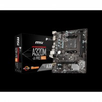 MOTHERBOARD MSI A320M A PRO MAX AMD