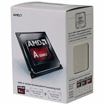 AMD Richland A4-6300 (Radeon HD8370D) 3.7Ghz Cache 1MB 65W Socket FM2