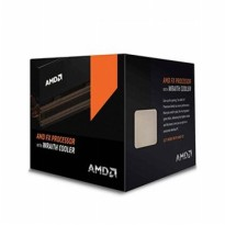 AMD Vishera FX-8370 - With AMD Wraith Cooler