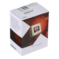 AMD Vishera FX-4300 3.8Ghz Cache 4MB 95W AM3+ [Box] - 4 Core