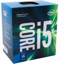 Intel Core i5-7400 3.0Ghz - Cache 6MB [Box] Socket LGA 1151