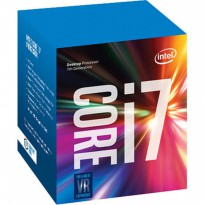 Intel Core i7-7700 3.6Ghz - Cache 8MB [Box] Socket LGA 1151