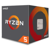 AMD Ryzen 5 1400 3.2Ghz Up To 3.4Ghz Cache 10MB 65W AM4 [Box] - 4 Core
