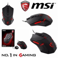 Mouse Gaming MSI Interceptor DS B1 / MSI DS B1