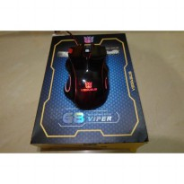 Mouse Gaming Vegasus G8 / Like Rexus G8 RGB