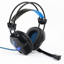 Headset Gaming Sades XPower - SA 706 - SA-706 X Power