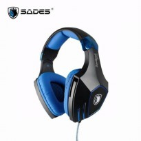 Headset Gaming Sades Spellond Plus SA - 910S