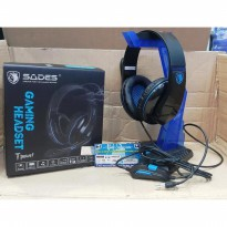 Headset Gaming Sades TPower 701 / T Power