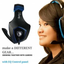 Sades Gaming Headset SA 910