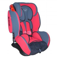 Evenflo Baby - Luxury Baby Car Seat 12310 - Red Gray