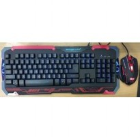 Elephant SENCAIC Gaming Keyboard and Mouse Bundel