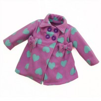 Bibbo Baby Blazer Love Purple