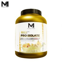 Muscle First Gold Pro Isolate 5 Lbs Honey Banana - lb banana bubuk fit fitness gym M1 musclefirst pr