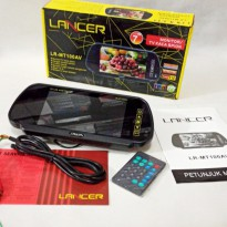 Tv Rear View - TV Spion Lancer LR-MT