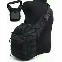 Sling Bag Army 803 / Tas Ransel Outdoor Army