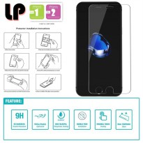 LP HD Tempered Glass iPhone SE 2020 - 7 - 8