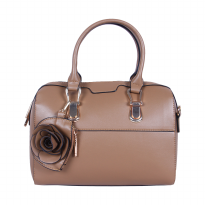 Bellezza Handbag 17367-38 Khaki
