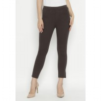 Mobile Power Ladies Legging - Brown OK30058