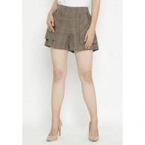 Mobile Power Ladies Short Pants - Dark Green OK30060