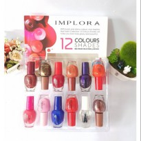 IMPLORA NAIL POLISH KUTEK IMPLORA