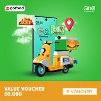 Go Food Value Voucher 50k