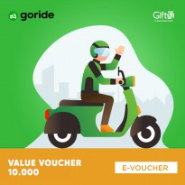 Go Ride Value Voucher 10k