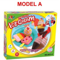 [globalbuy] Children 3d dough plasticine play doh handgum fimo polymer clay modeling clay /1658345
