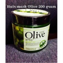 OLIVE Hair Mask Original 500 gram ( hair care series )