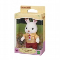 Sylvanian Families Single Figure Chocolate Rabbit Father
