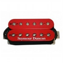 Seymour Duncan Pick-up Gitar Hum Jeff Beck Sh-4 - Merah