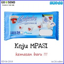 Keju MPASI Belcube The Laughing Cow (Cheese Spread)