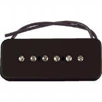 Seymour Duncan Pick-up Gitar Hot Soap Sp90-2N - Hitam