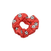 [poledit] EMC Sports Soccer Dazzle Hair Scrunch, Red, One Size fits All (R1)/14264239