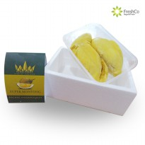 FRESHCO Durian Super Montong [ 1 Pcs ]