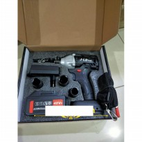 CORDLESS IMPACT WRENCH BRUSHLESS JLD mesin pembuka baut