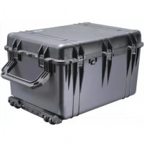 Koper Pelindung Protector Case Black With Foam 1660 Pelican PL0000146