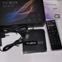 ANDROID TV BOX FLECO UHD