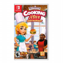Nintendo Switch My Universe Cooking Star Restaurant REG Eur