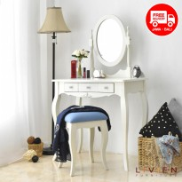 Meja Rias French Series/Meja Rias Elegan LIVIEN  Furniture