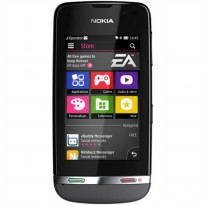 Nokia Asha 311 - Dark Grey