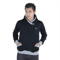 Sweater pria/sweater distro priaCatenzo HR 058 Hitam