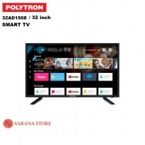 JABODETABEK ! POLYTRON SMART TV LED 50 INCH TYPE 50AS8858