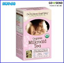 MilkMaid Tea by Earth Mama Angel Baby (EMAB)