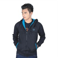 Sweater pria/sweater distro priaCatenzo NU 067 Hitam