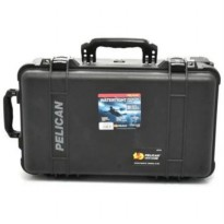 Koper Pelindung Protector Case Black With Foam 1510 Pelican PL0000151