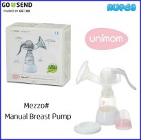 Unimom Mezzo Manual Breastpump (Pompa ASI)
